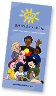 Click to download the SHINE for Kids DL brochure